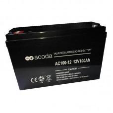 Акумулятор AGM для UPS 12V 100Ah