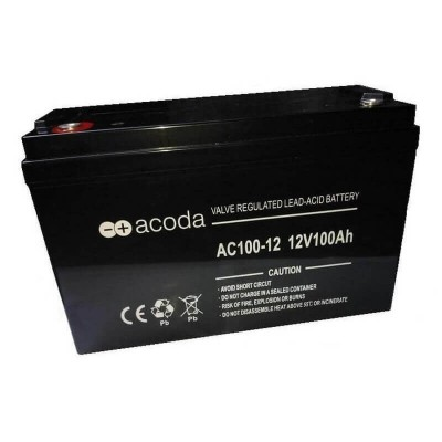 Акумулятор AGM для UPS 12V 100Ah Acoda