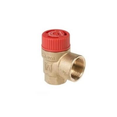 Запобіжний клапан MS 2.5 бар Afriso (42385) Afriso