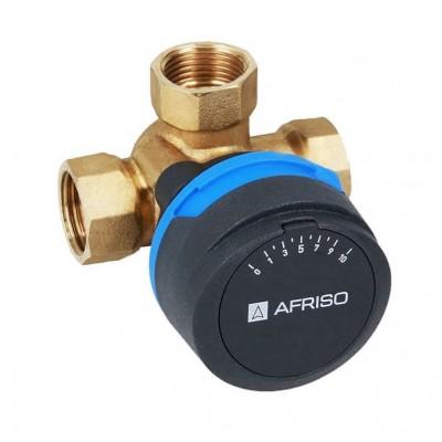 Змішувальний триходовий клапан Afriso ARV 384 DN25 Afriso