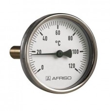 Термометр аксіальний 120°C 1/2 40мм Afriso