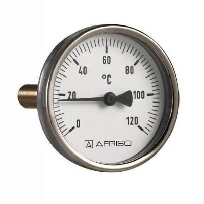 Термометр аксиальный 120°C 1/2 40мм Afriso Afriso
