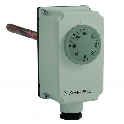 Термостат механический с погружной гильзой Afriso TC2 (6740700) Afriso