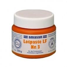 Паста паяльная Amasan Lotpaste LF Nr.3 250г
