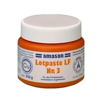 Паста паяльна Amasan Lotpaste LF Nr.3 250г ARMACK Löttechnik