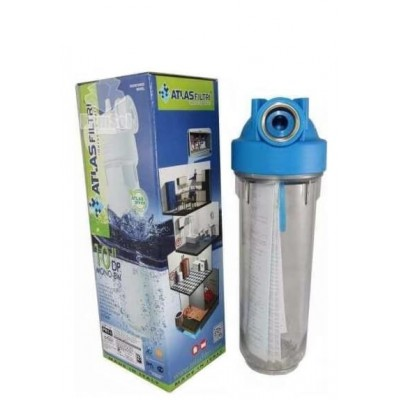 Фільтр магістральний для холодної води Atlas DP 10 MONO-TS ATLAS filtri