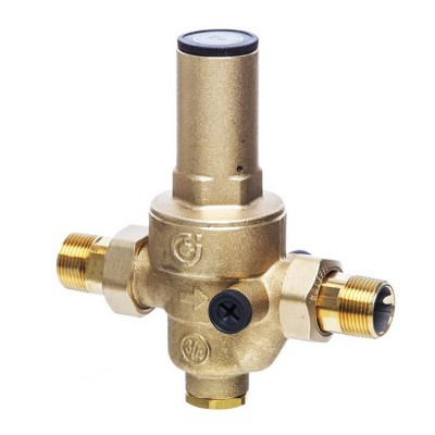 Редуктор тиску для гарячої води 1/2 Caleffi (536040) Caleffi