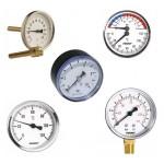 Контрольно-вимірювальні прилади Ferro, Afriso, Watts, Honeywell, Herz