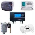 Контролери і терморегулятори Euroster, KG Elektronik, Afriso, Salus, TECH Sterowniki