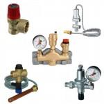 Разгрузочные и защитные клапаны
