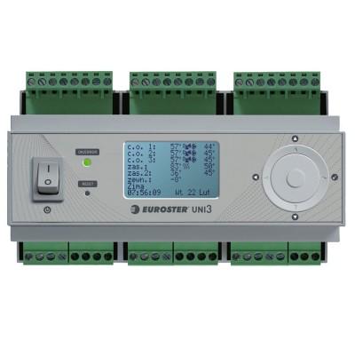 Погодозависимый контроллер сервоприводов Euroster UNI 3 Euroster