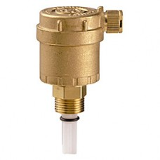 Giacomini R88I 1/2 розповітрювач із запірним клапаном