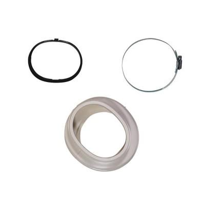 Резиновая муфта 100мм с распорным кольцом Sololift2 WC-1/WC-3 (97775368) Grundfos