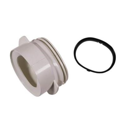 Резиновая муфта 100мм с растопорным кольцом Sololift2 CWC-3 Grundfos