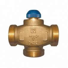HERZ CALIS-TS-RD DN25 трехходовой термостатический клапан