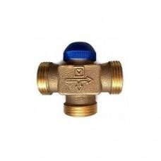 HERZ CALIS-TS-RD DN15 трехходовой термостатический клапан