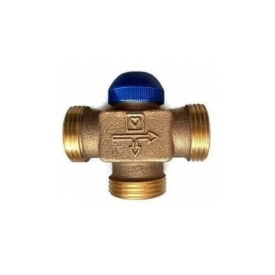 Трехходовой термостатический клапан DN15 HERZ CALIS-TS-RD (1776138) Herz
