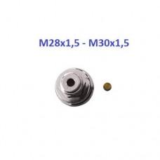 Адаптер для термостатических клапанов Herz H M28x1.5 - M30x1.5 (1635711)