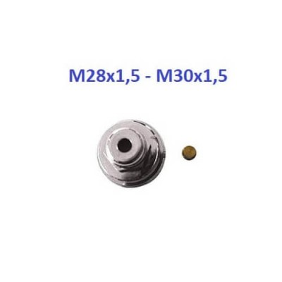 Адаптер для термостатических клапанов Herz H M28x1.5 - M30x1.5 (1635711) Herz