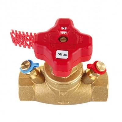 Балансировочный вентиль Herz STROMAX-GM-BS DN25 Herz