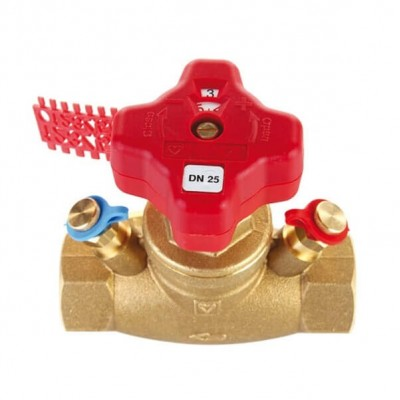 Балансувальний вентиль Herz STROMAX-GM-BS DN25 Herz