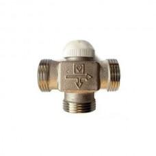 HERZ CALIS-TS DN15 трехходовой термостатический клапан