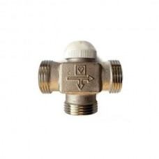 HERZ CALIS-TS DN15 триходовий термостатичний клапан