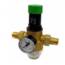 Редуктор давления для холодной воды Herz (1268211)