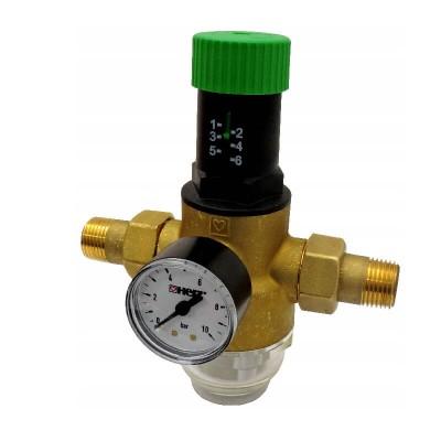 Редуктор давления для холодной воды Herz (1268211) Herz