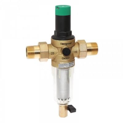Фильтр с редуктором давления для холодной воды Resideo Braukmann FK06-1AA Honeywell