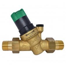 Редуктор тиску для води Honeywell D05FS-3/4A