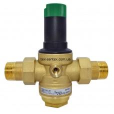 Редуктор тиску для гарячої води Honeywell D06F-1B