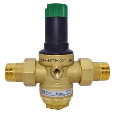 Редуктор тиску для гарячої води Resideo Braukmann D06F-1B Honeywell