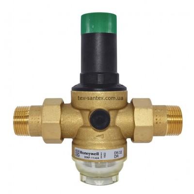 Редуктор давления для воды Honeywell D06F-1 1/4A Honeywell