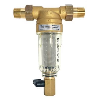 Фільтр самопромивний для холодної води Resideo Braukmann FF06-1/2AA Honeywell