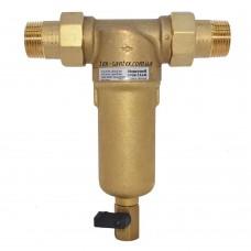 Фільтр самопромивний для гарячої води Resideo Braukmann FF06-1AAM