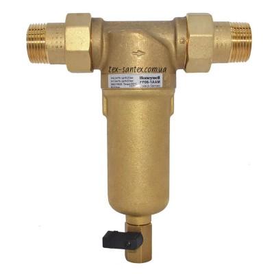 Фільтр самопромивний для гарячої води Honeywell FF06-1AAM Honeywell
