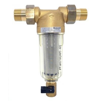 Фільтр самопромивний для холодної води Resideo Braukmann FF06-3/4AA Honeywell