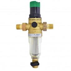Фильтр с редуктором давления для холодной воды Honeywell FK06-1/2AA