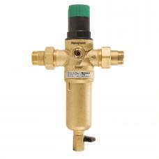 Фільтр з  редуктором тиску для гарячої води Honeywell FK06-1/2AAM