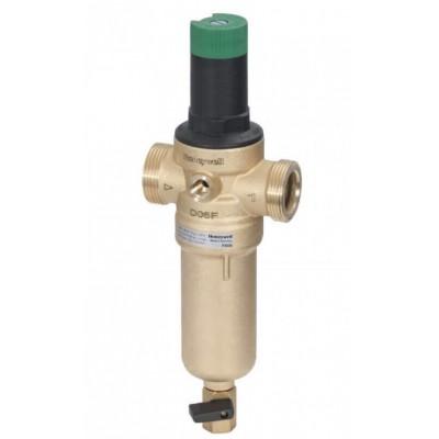 Фильтр с редуктором давления для горячей воды Resideo Braukmann FK06-1AAM Honeywell