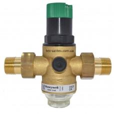Редуктор тиску для води Honeywell D06F-3/4A