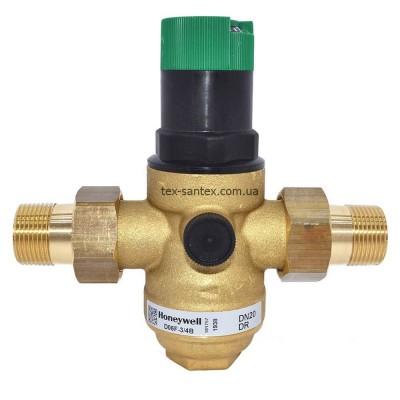 Редуктор давления для воды Honeywell D06F-3/4B Honeywell