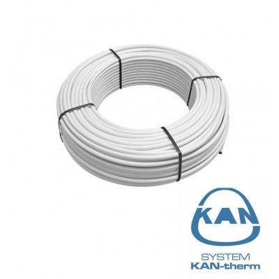 Труба металлопластиковая KAN PE-RT/Al/PE-RT 16x2.0 KAN System