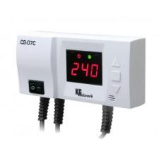 KG Elektronik CS-07C терморегулятор для насоса теплого пола