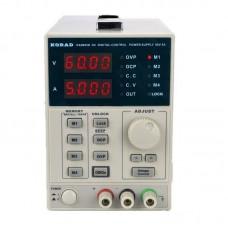 Лабораторний блок живлення KA6005D 60V 5A