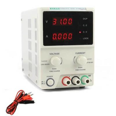 Лабораторный блок питания 0-5 A 0-30V KD3005D KORAD TECHNOLOGY