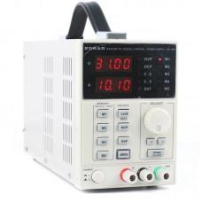 Лабораторний блок живлення 0-10 A 0-30V KA3010D
