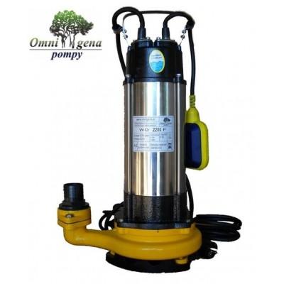 Omnigena WQ 2200F Погружный насос 2200 Вт Omnigena
