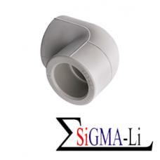 Колено ПП 20 x 90° Sigma-Li